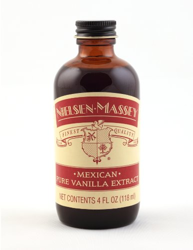 Nielsen-Massey Vanilla Extract, Mexican, 4 Ounce (Mexican Vanilla Extract compare prices)