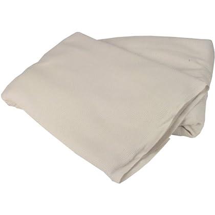 Image of Aida Cloth DMC HF4460-5200 Cotton Monk's Aida Cloth, 10-Yard, Natural, 7 Count