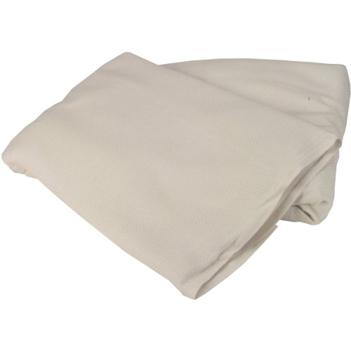 DMC HF4460-5200 Cotton Monk's Aida Cloth, 10-Yard, Natural, 7 Count ()