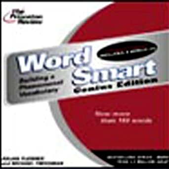 Word Smart, Genius Edition — Building a Phenomenal Vocabulary -  Michael Freedman (Narrator, Author)