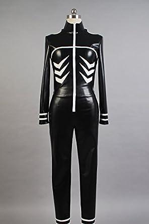Amazon.com: cosplaybar Tokyo Ghoul Ken Kaneki Jumpsuit ...