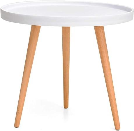 Tables HAIZHEN Pliable Petite Basse en Bois Massif avec ...