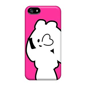 Top Quality Rugged Cute Cartoon Case Cover For Iphone 5/5s