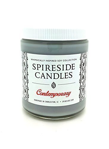"Contemporary â""¢ Candle - Spireside Candles, Disney Candles, Resort Candle, 8oz Jar"