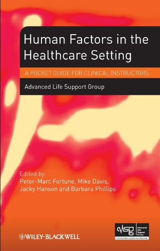 Human Factors in the Health Care Setting: A Pocket Guide for Clinical Instructors (Human Factors In Healthcare And Patient Safety)