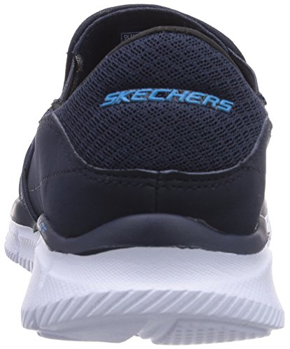 Navy nbsp;Persistent Equalizer Blu Sneaker Uomo basse Skechers BYSwgqq