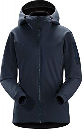 Arc'teryx Women's Gamma MX Hoodie Black Sapphire Sweatshirt