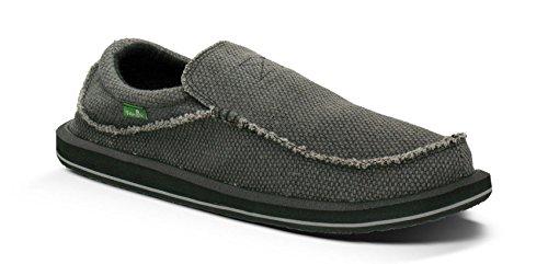 Noir Homme Chiba blanc Chaussures Sanuk 29418019 Basses 7wXgWZq