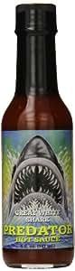 Predator Great White Shark Hot Sauce, 5 Ounce