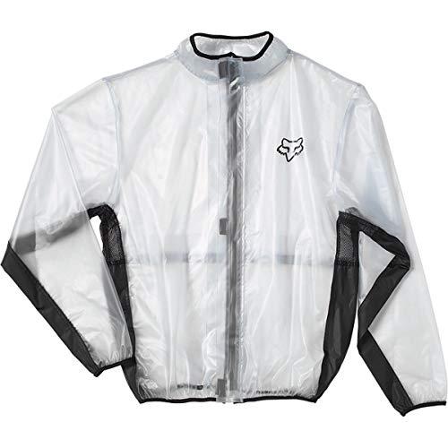Fox Racing 2019 Youth MX Fluid Jacket (Small) (Clear)