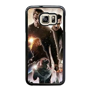 Wunatin Hard Case ,Samsung Galaxy S6 Edge Cell Phone Case Black Star Trek Into Darkness [with Free Touch Stylus Pen] BA-2228640