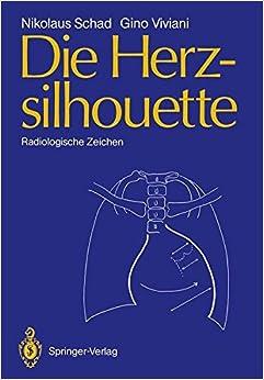 Book Die Herzsilhouette: Radiologische Zeichen (German Edition)