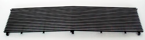 APS C85002A Polished Aluminum Billet Grille Replacement for select Chevrolet Blazer Models (Chevrolet Truck Grill)