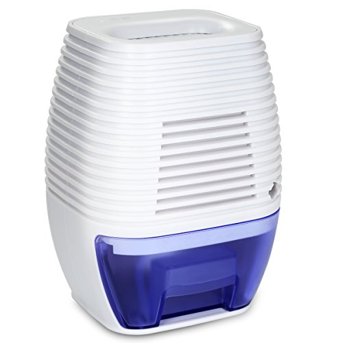 Dehumidifier Basements Bathroom Portable Moisture