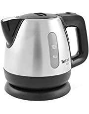 Tefal Stainless Steel Kettle Mini Brushed Stainless Steel Kettle, Silver, BI8125
