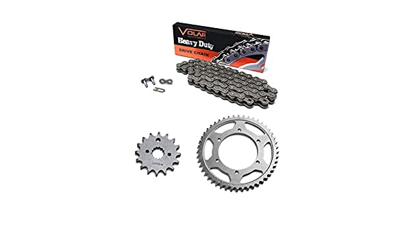 1999-2006 Yamaha TTR250 Chain and Sprocket Kit Heavy Duty Non Oring