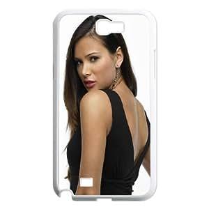 Samsung Galaxy N2 7100 Cell Phone Case White Alina Vacariu 2 LV7001301