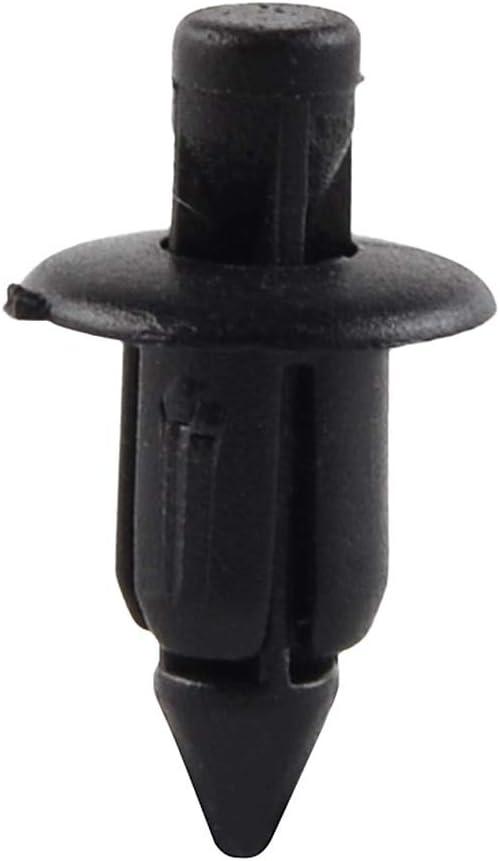 100 clips de remache de guardabarros para Suzuki GSXR 600 750 100 1300 Hayabusa Bandit 1250 GSF1250 DL1000 V-Strom
