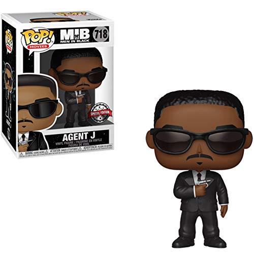 Funko Men in Black Agent J Pop Movies Limited Edition Vinyl Figurine #718
