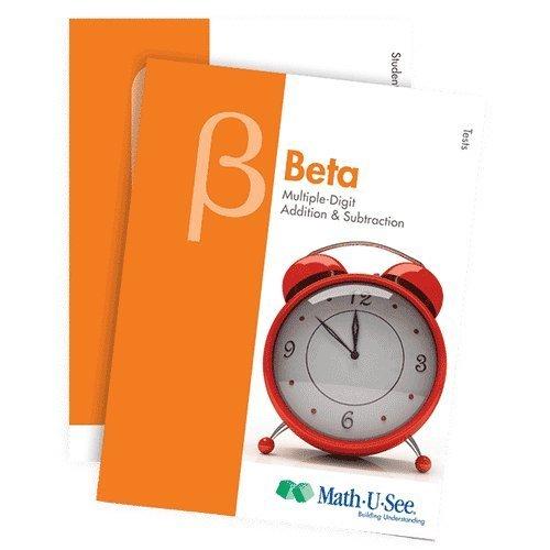Expert choice for math u see beta