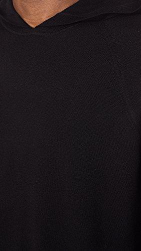Vince Men's Pullover Hoodie Sweater, Black, Medium by Vince (Image #5)