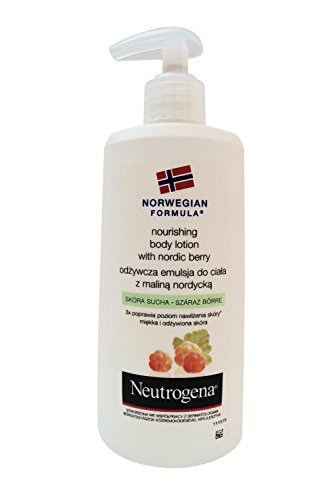 Neutrogena Norwegian Formula Nordic Berry Body Lotion - Berry Lotion