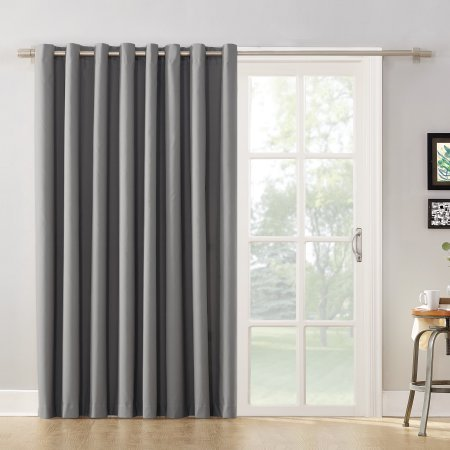 Amazoncom Modern Blackout Energy Efficient Extra Wide Sliding