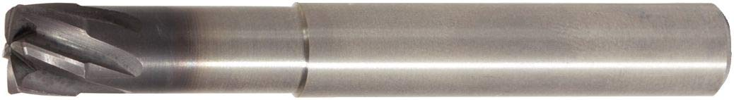 6-Flute WIDIA Hanita TM7FN713005 X-Feed 7FN7 HP Hard Materials End Mill Carbide AlTiN Coating RH Cut 0.032 Radius 0.5 Cutting Diameter