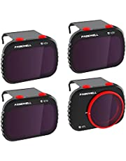 Freewell Standard Day - 4K Series - 4Pack Filters Compatible with Mavic Mini/Mini 2