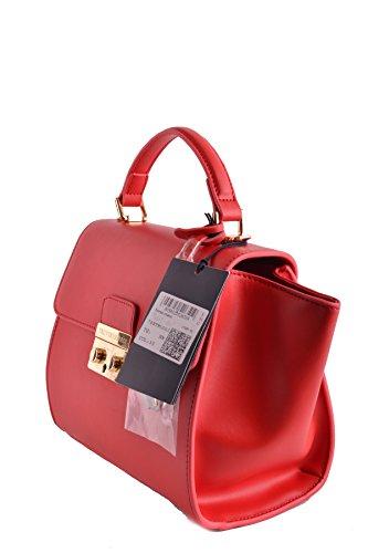 Trussardi Borsa A Mano Donna MCBI299059O Pelle Rosso