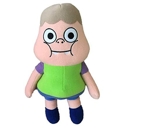clarence character doll