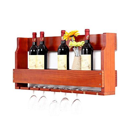 Art Glass Wine Bottle - 3