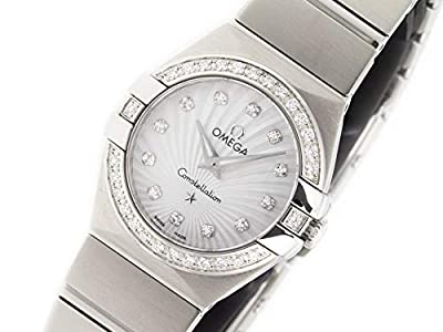 Omega Constellation Quartz Female Watch 123.15.24.60.55.002 (Certified Pre-Owned) by Omega