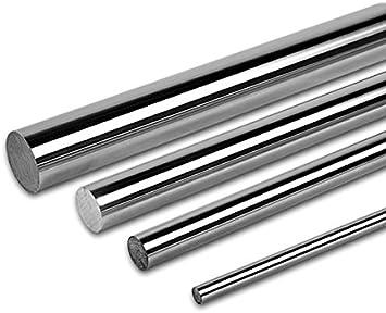 8 mm High Precision Linear Shaft Cylinder Rail INA Premium Quality 100-1000 mm