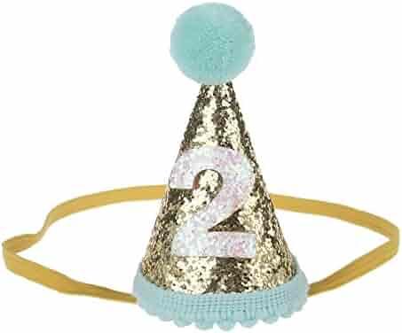 Homyl Crown Bow Tie Dog Birthday Hat Pet Party Costume Puppy Headwear Accessories