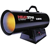 Heatstar By Enerco F170035 Forced Air Propane Heater HS35FA, 35K