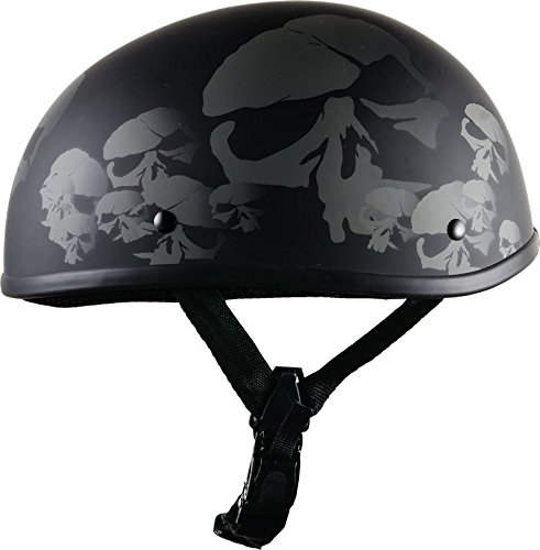 Dot Approved Low Profile Helmets - 3