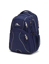 High Sierra Swerve Daypack, True Navy, One Size