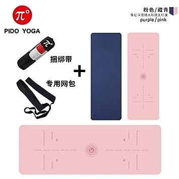 YOOMAT 98731 Alfombrilla de Yoga Antideslizante para Hombre ...