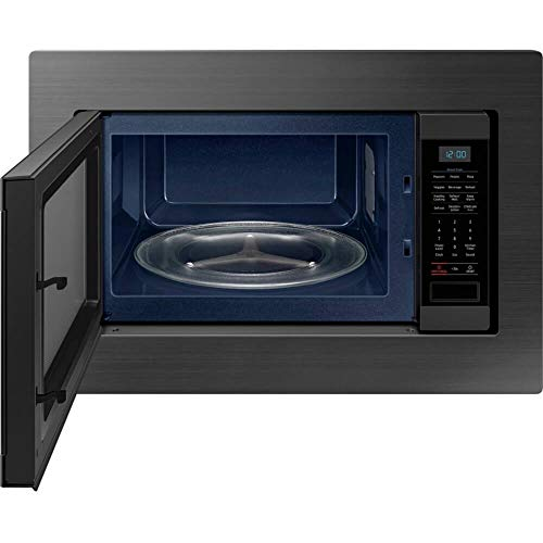 Samsung MS19M8020TG 1.9 Cu. Ft. Black Stainless Countertop Microwave for Built-In Application MS19M8020TG/AA by Samsung (Image #5)