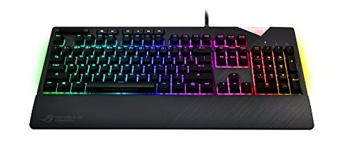 Asus ROG Strix Flare (Cherry MX Red) RGB Wired Gaming Keyboard