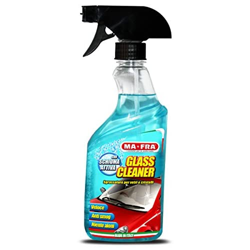 Mafra Glass Cleaner Nettoie et Dégraisse les Vitres