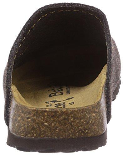 Betula House Unisex-Erwachsene Clogs Braun (Dark Brown)