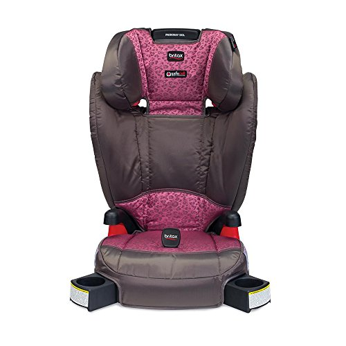 Britax Parkway SGL G1.1 Belt-Positioning Booster, Cub Pink