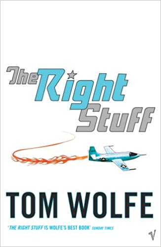 The Right Stuff Amazonde Tom Wolfe Fremdsprachige Bücher