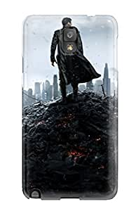 Awesome Case Cover/galaxy Note 3 Defender Case Cover(star Trek Into Darkness Ipad )