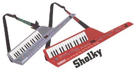 YAMAHA SHS 10 Silver Music Keyboard  ショルダー キーボード ヤマハ B00F40WH2U