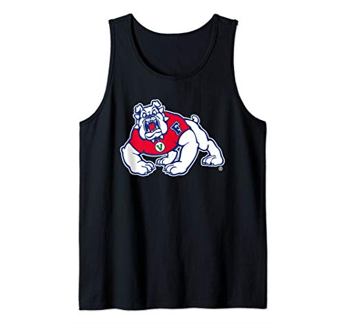 - Fresno State College Bulldogs NCAA RYLFRS06 Tank Top