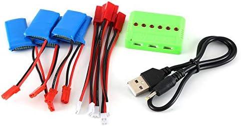 gfjfghfjfh 3,7 V 200 mAh 20c Akku Lipo Batterie RC Lithium Batterie f/ür Mini Climber Moskito Auto 1//36 Auto RC Auto Set