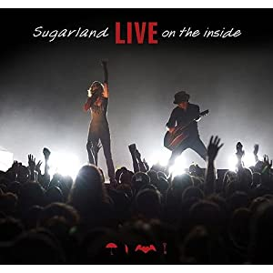"SUGARLAND ""Live on the Inside"" CD/DVD Live"